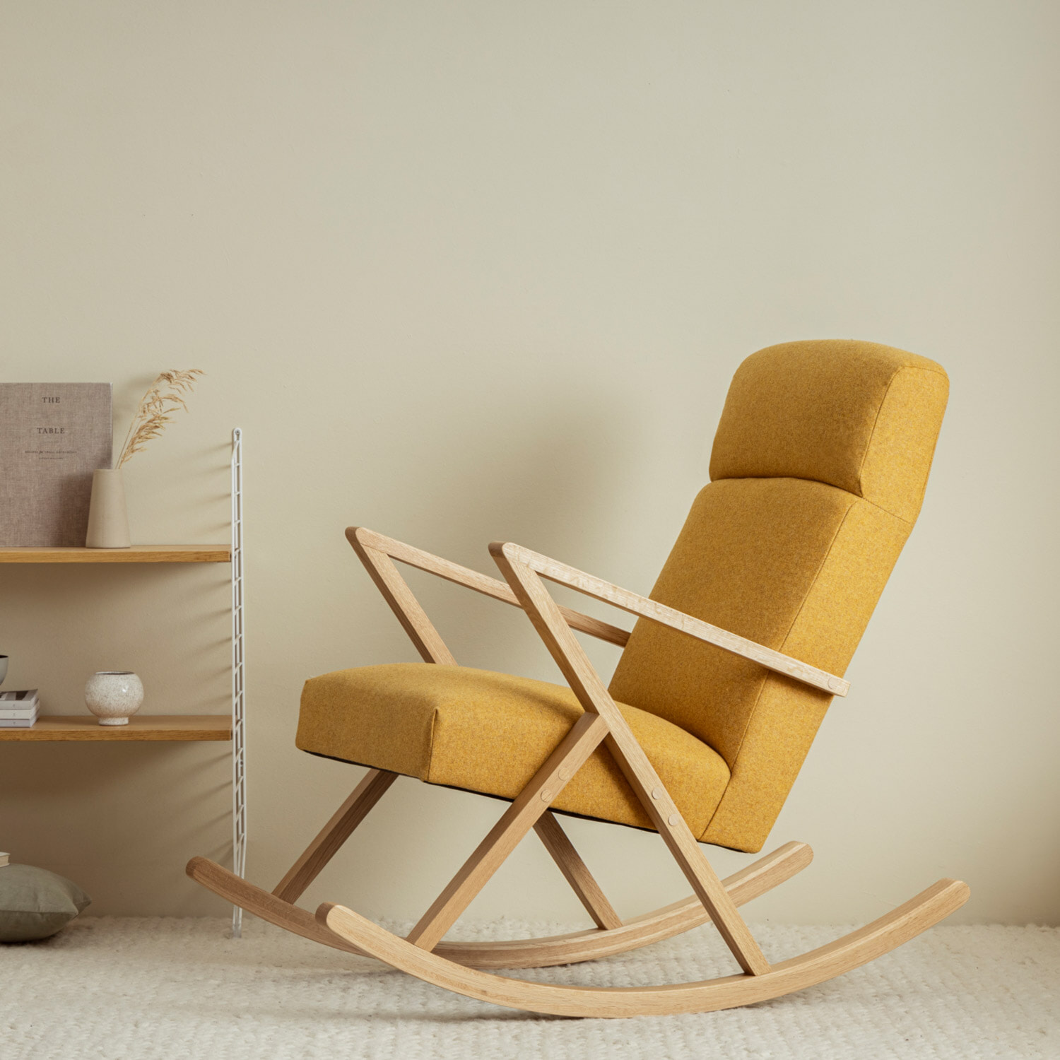 Retrostar Lounge Rocker